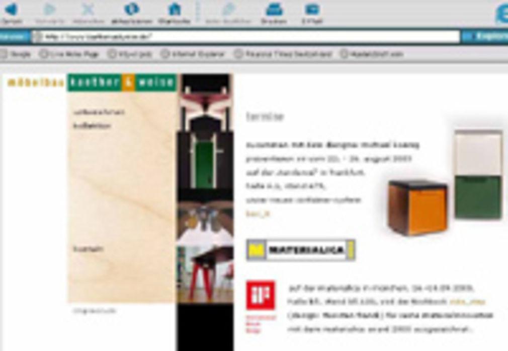 HfG Offenbach - Innovative Werkstoffe und Produkte für den CNC ...