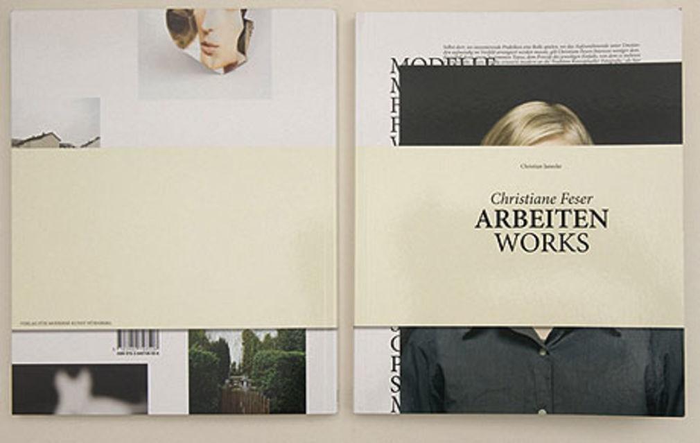 Hfg Offenbach Monografie Zum Werk Christiane Fesers