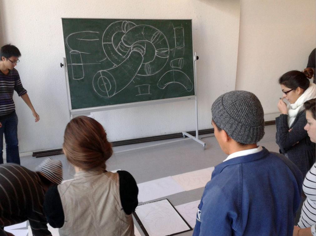 Hfg offenbach zeichnen for Produktgestaltung studium
