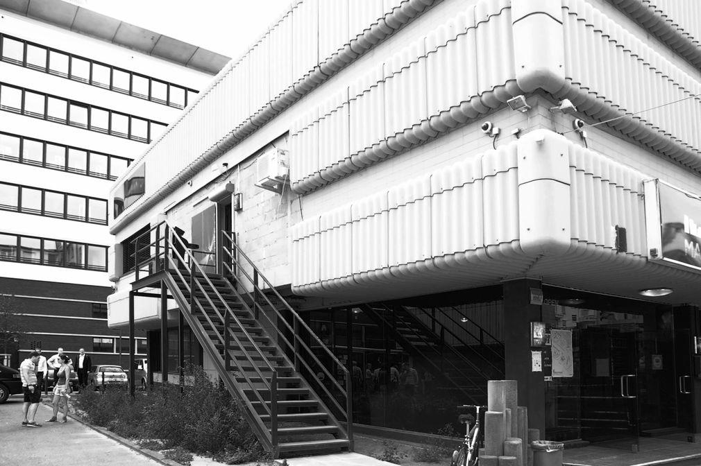 Hfg offenbach wolkenkuckucksheim for Design studium frankfurt