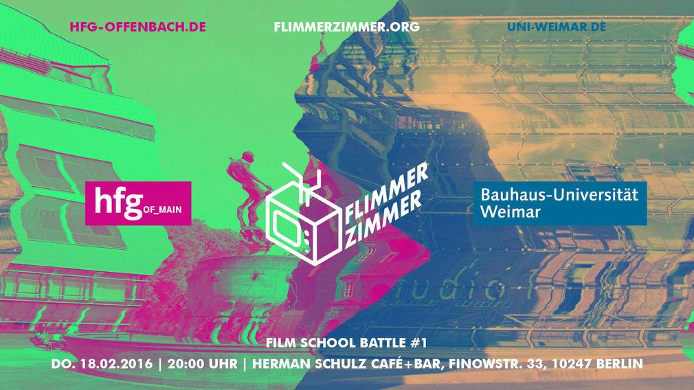 Hfg Offenbach Flimmerzimmer Film School Battle 1