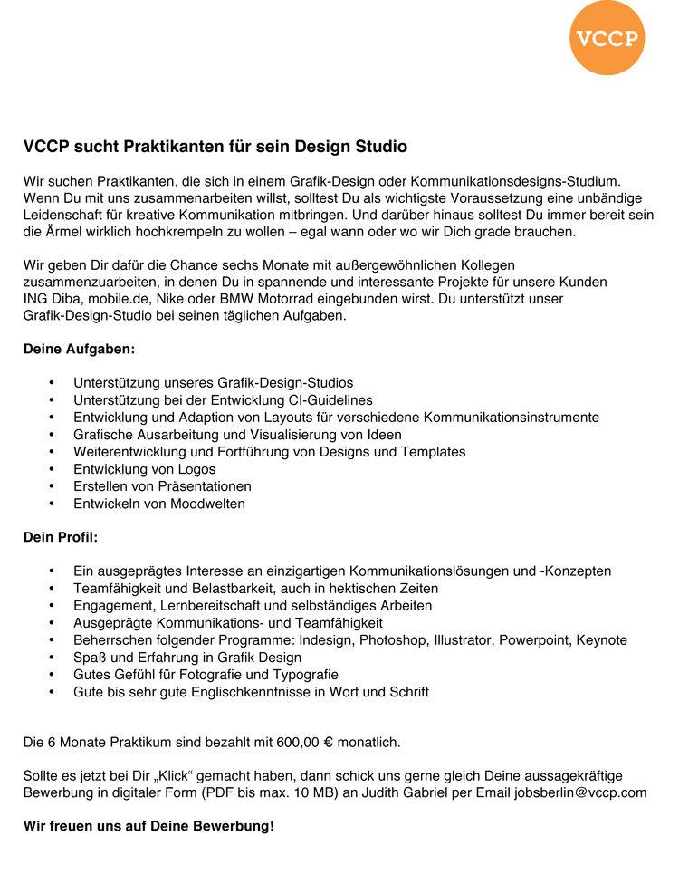 Hfg Offenbach Praktikantin Für Design Studio