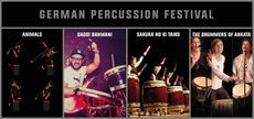 German percussion festival