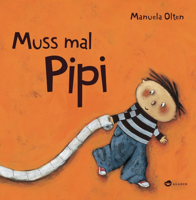 Olten muss mal pipi cover