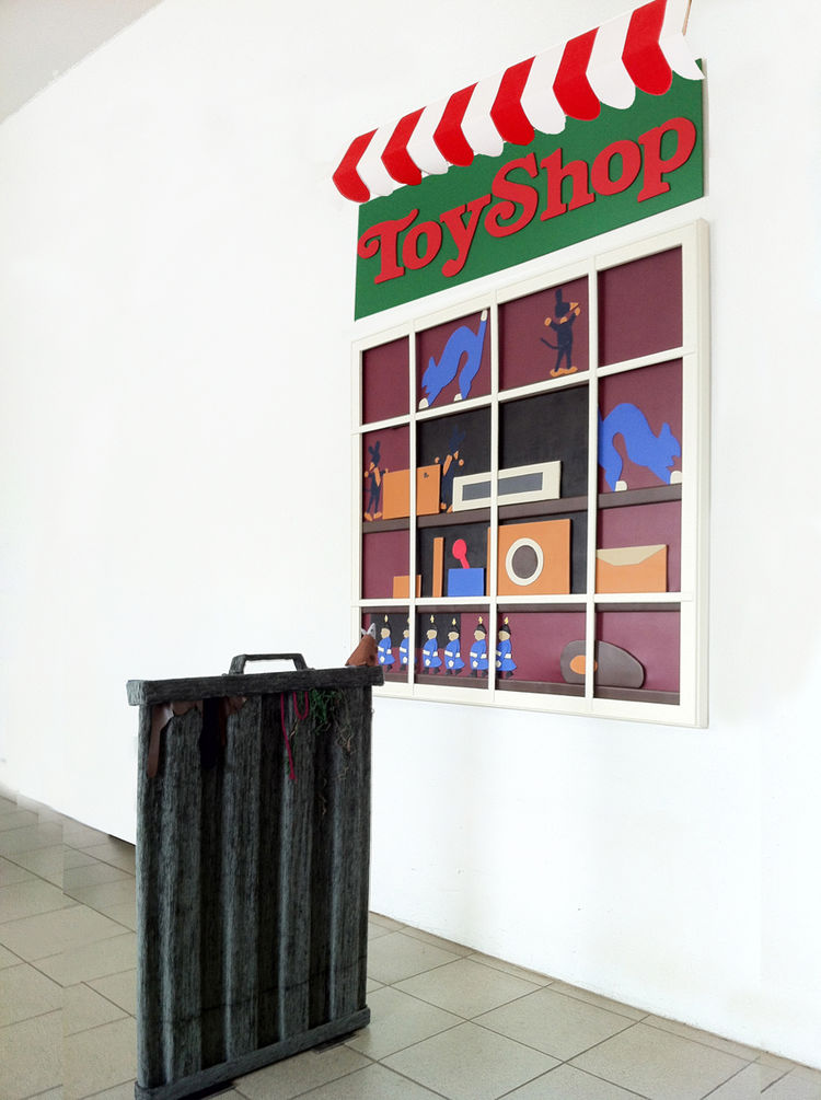Claus richter friezeny toyshop 2014