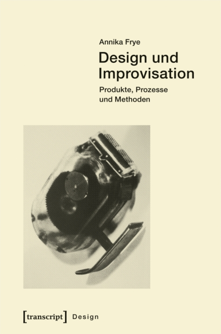 Hfg offenbach alumna ver ffentlicht dissertationsschrift for Produktdesign offenbach