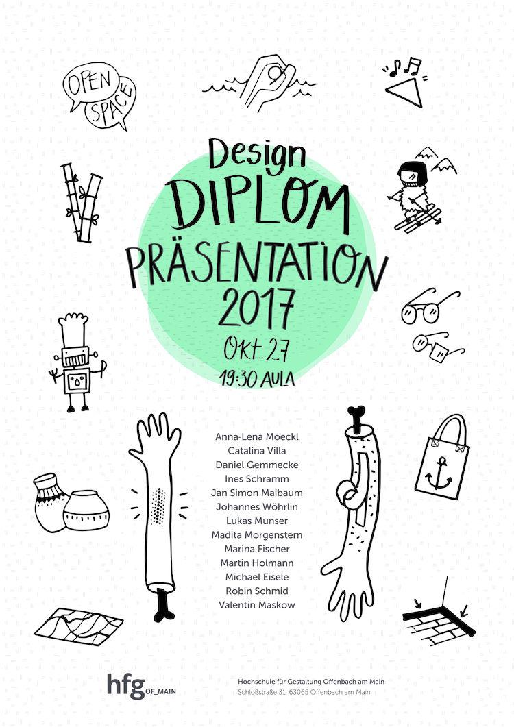 HfG Offenbach - Diplompräsentation Design