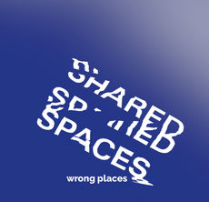 Sharedspaces wrongplaces homepage