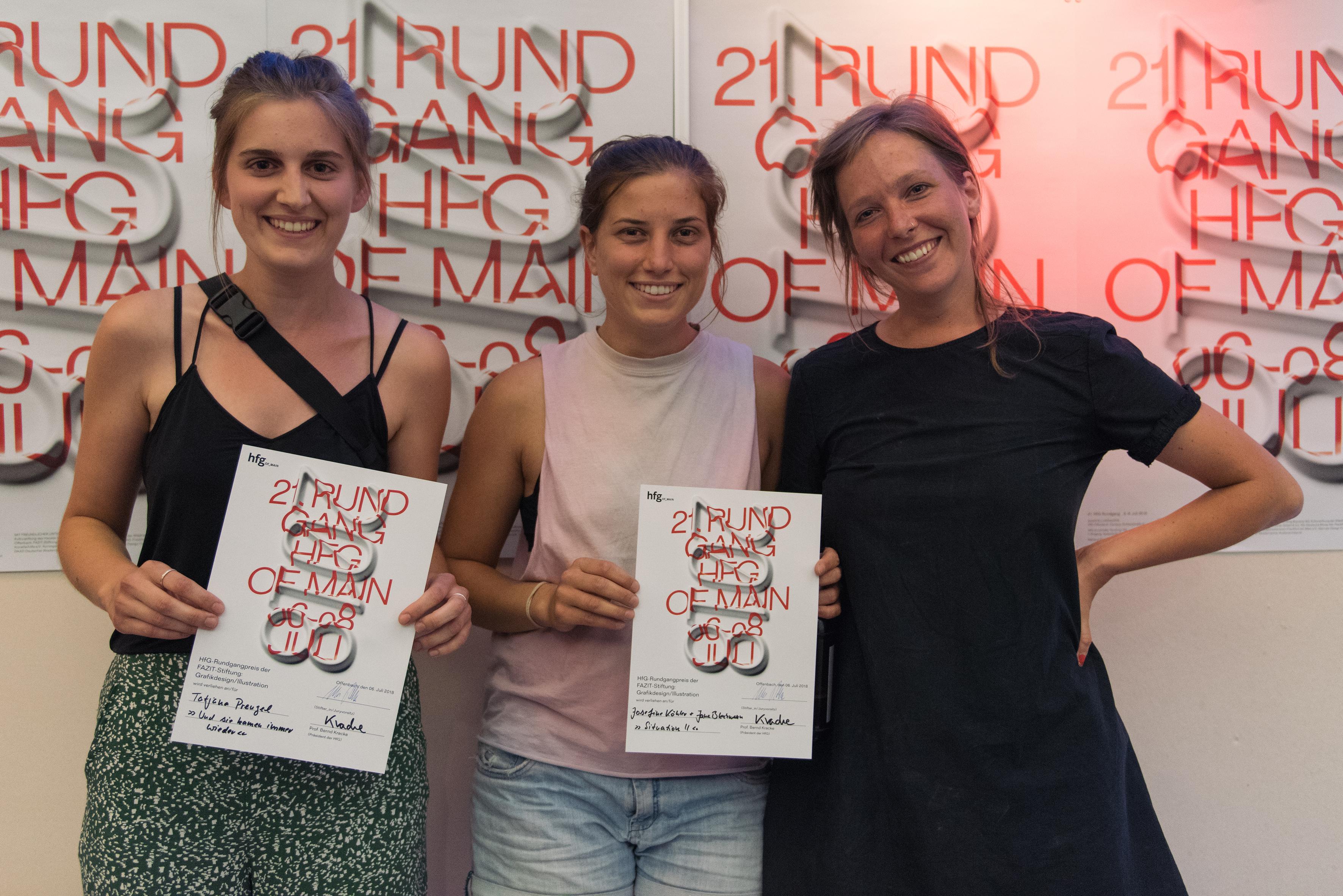 Hfg Offenbach Rundgangpreise 2018